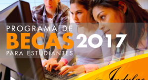 ABRE CONVOCATORIA PARA PROGRAMA DE BECAS PARA ESTUDIANTES