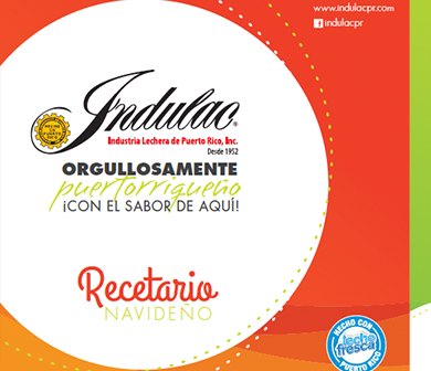 RECETARIO NAVIDEÑO DE INDULAC